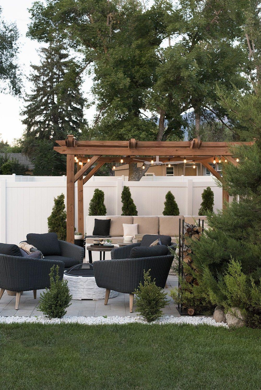 16 best pergola ideas for the backyard
