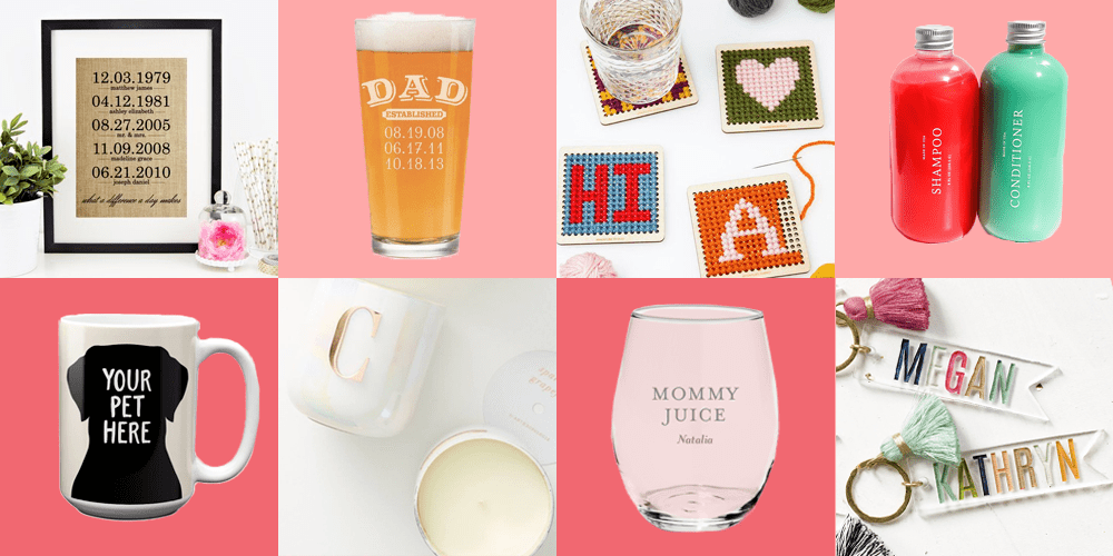 20 best personalized gift