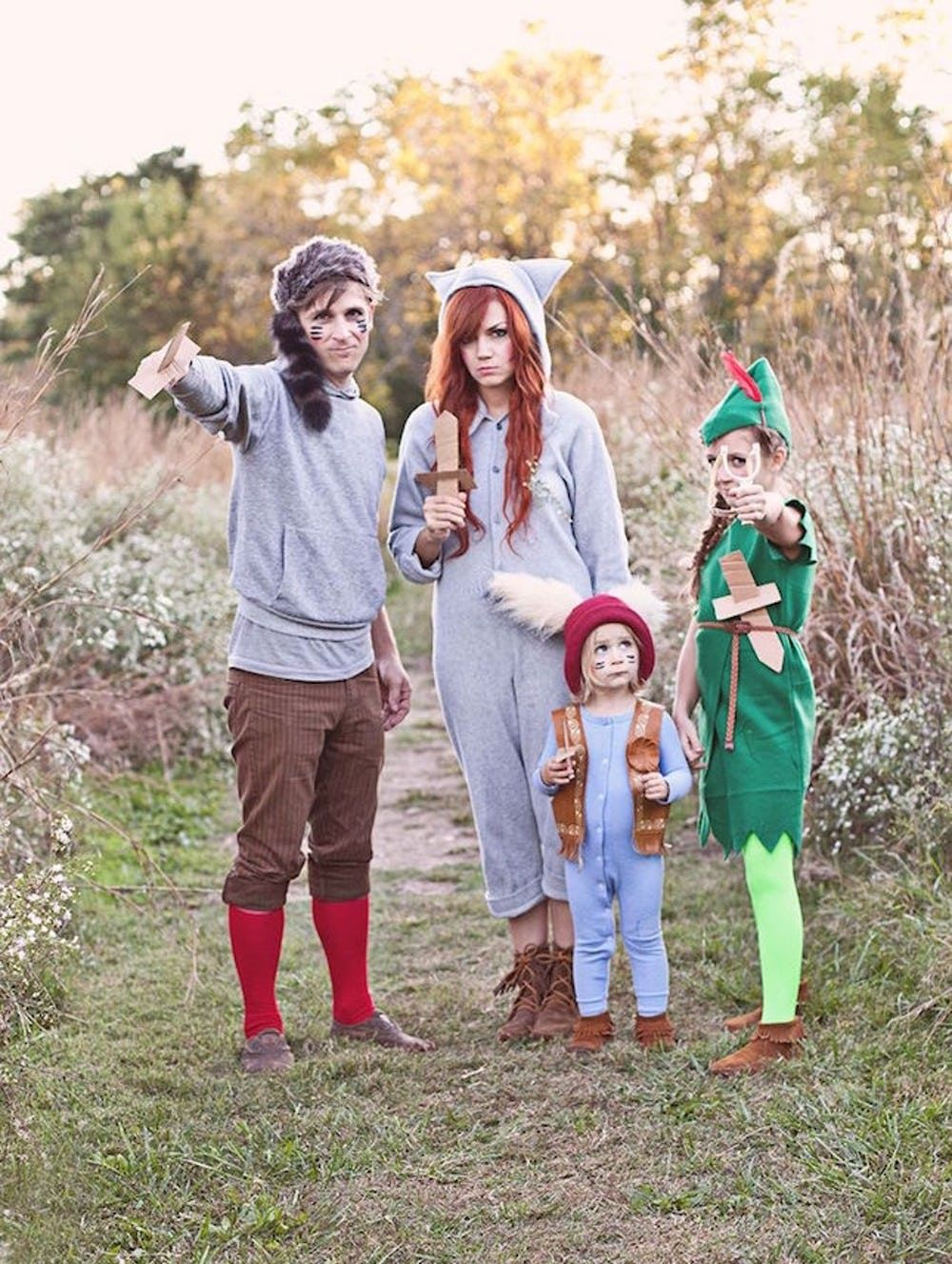From emily in paris to black is king — here are 20 halloween costume ideas that'll no doubt win you best costume. 36 Creative Family Halloween Costumes Family Costumes With Baby