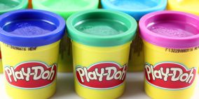 Play-Doh Originally Was Invented to be a Wallpaper Cleaner, Not a Toy