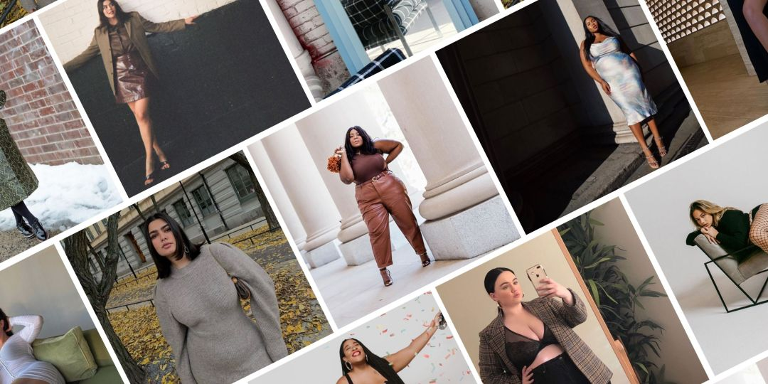 The 20 Plus- and Midsize Fashion Content Creators You Need to Follow