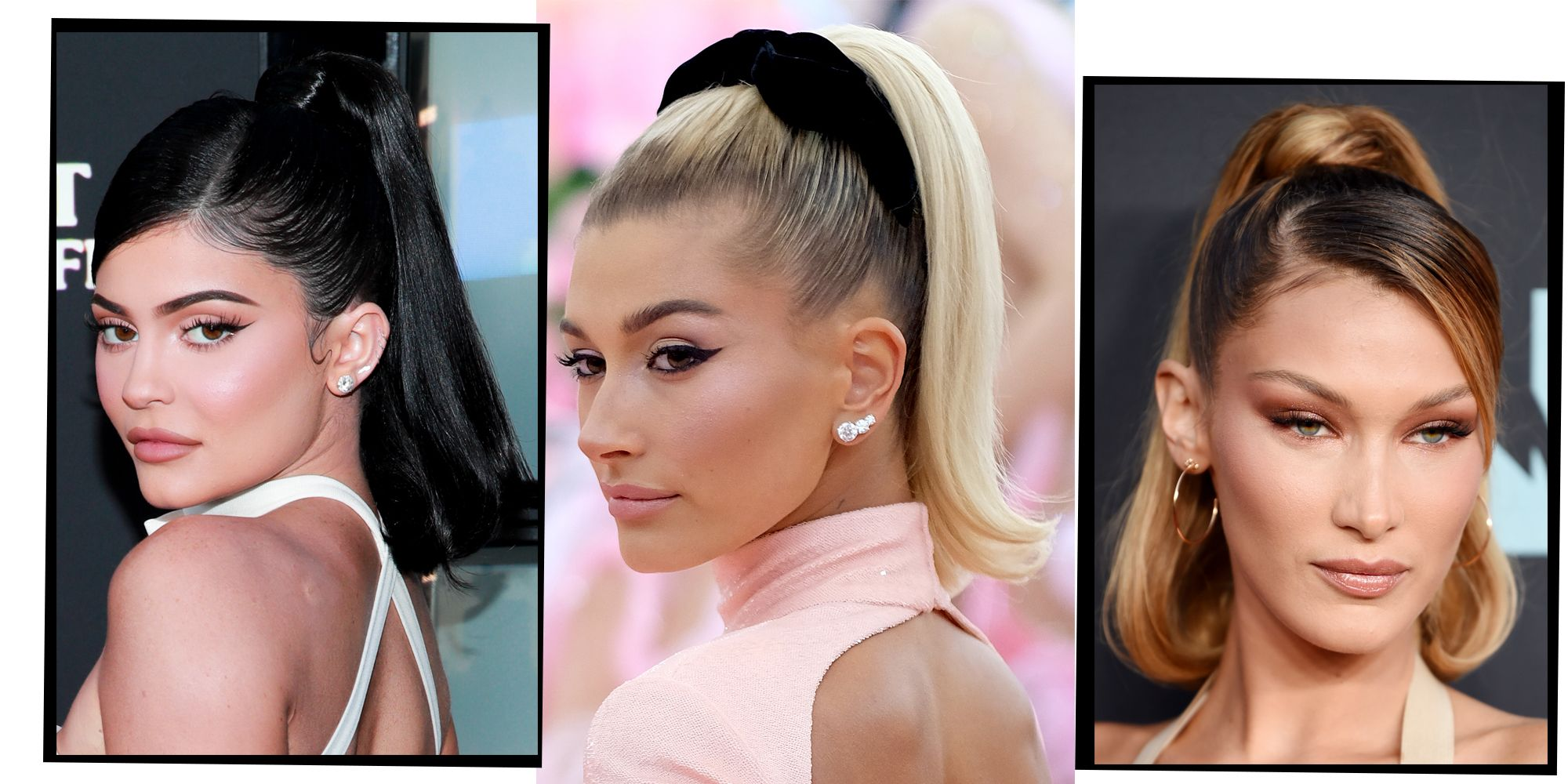 26 Best Ponytail Hairstyles Easy High And Low Ponytails To