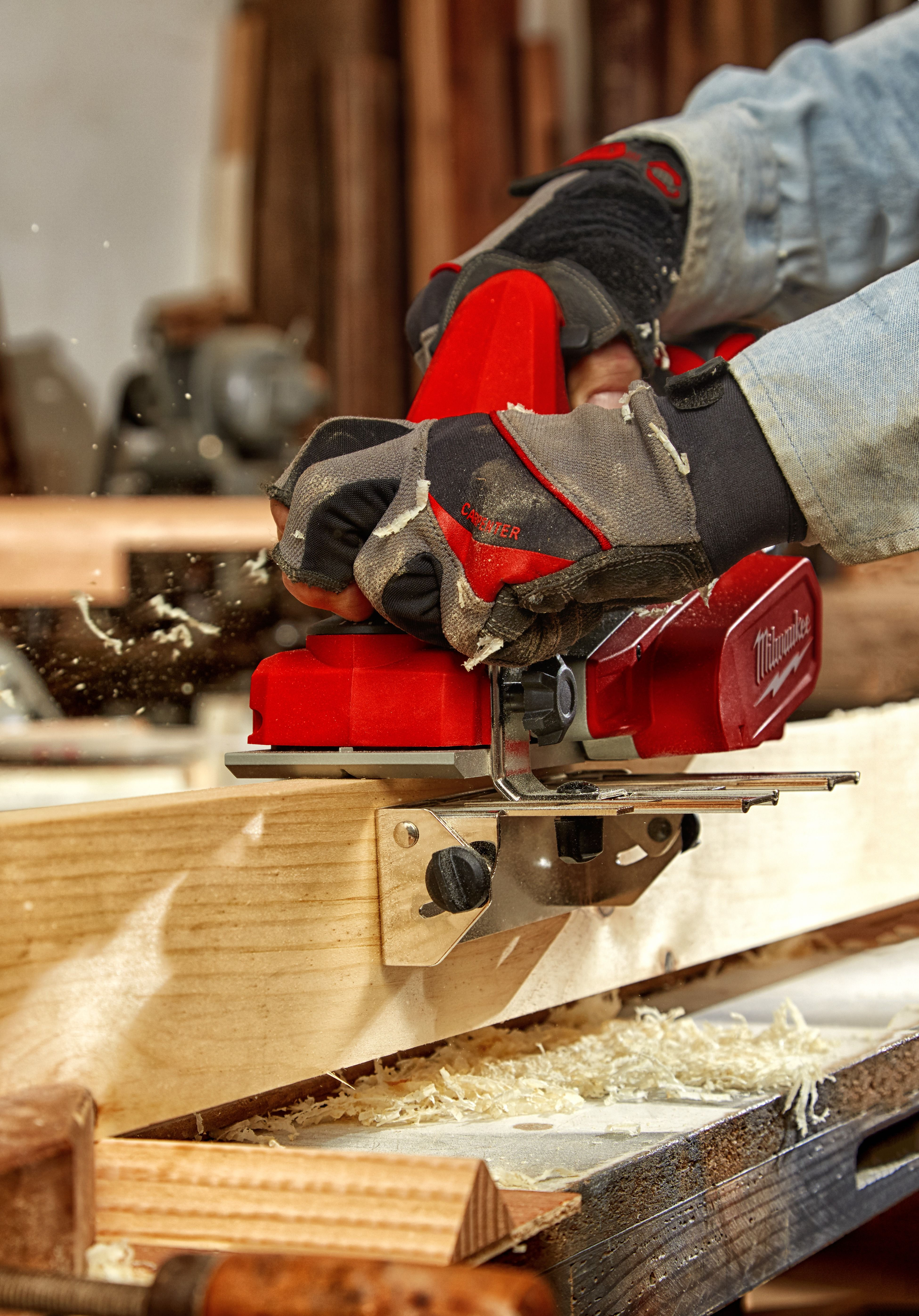 Power Planer Jig