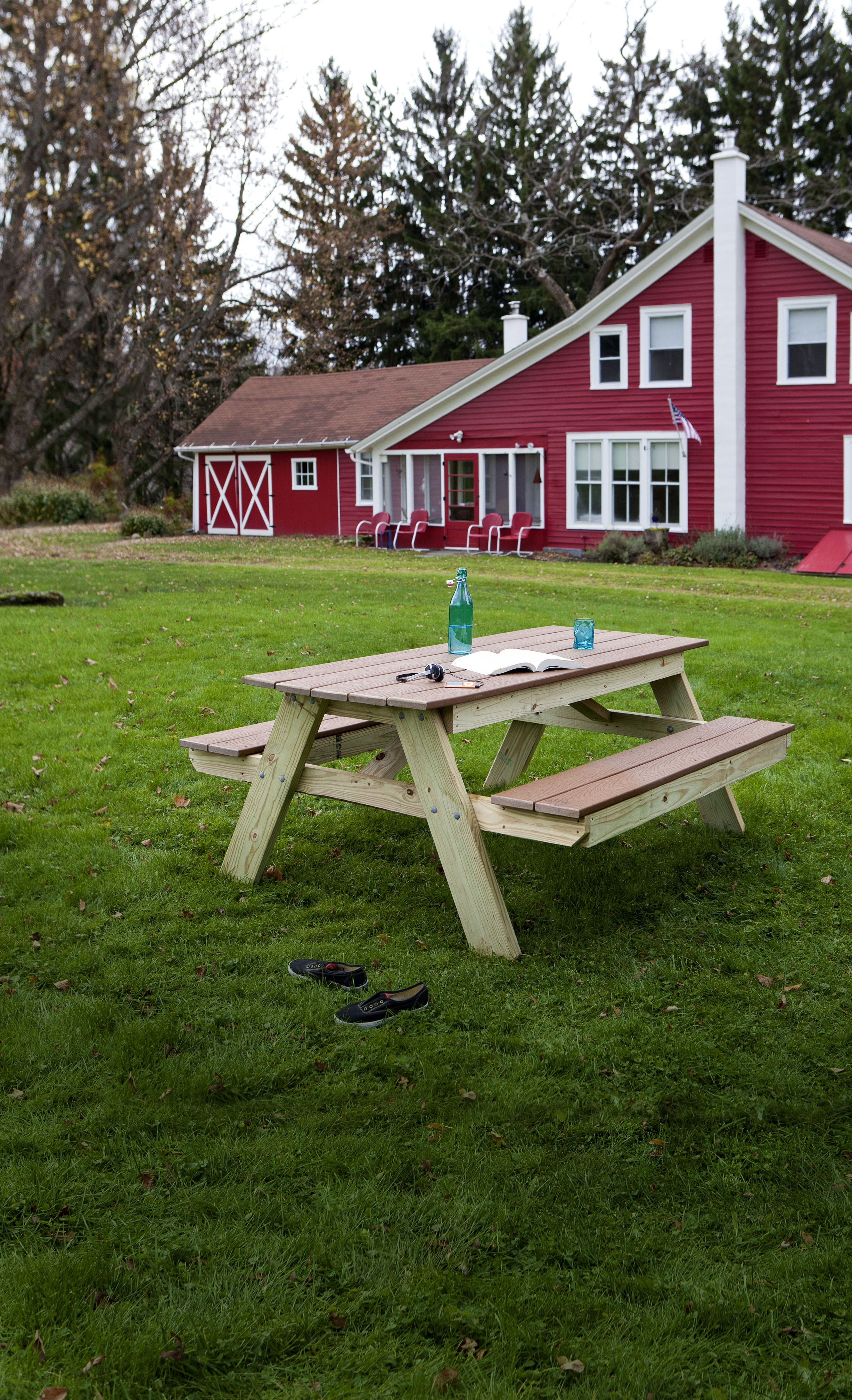 how to build a picnic table picnic