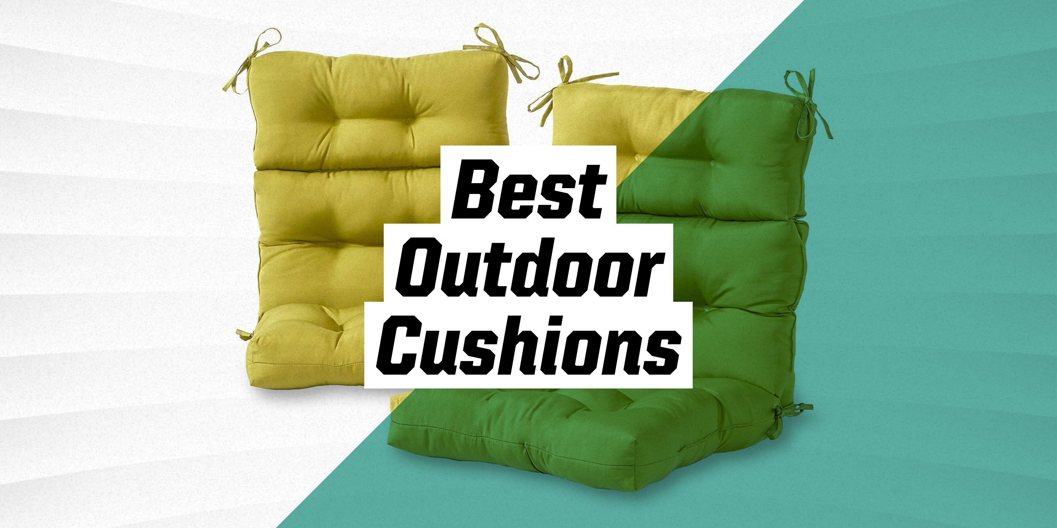 10 best outdoor cushions 2021