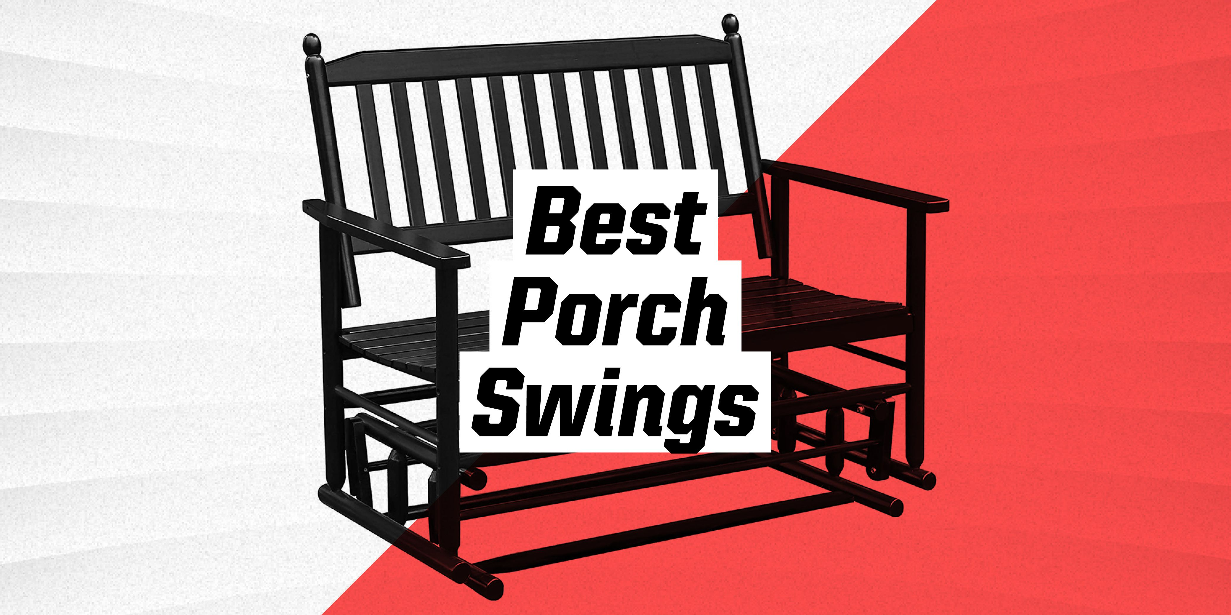 10 best porch swings for your home