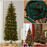 Best Pop Up Christmas Tree To Buy Pre Lit Pop Up Christmas Tree