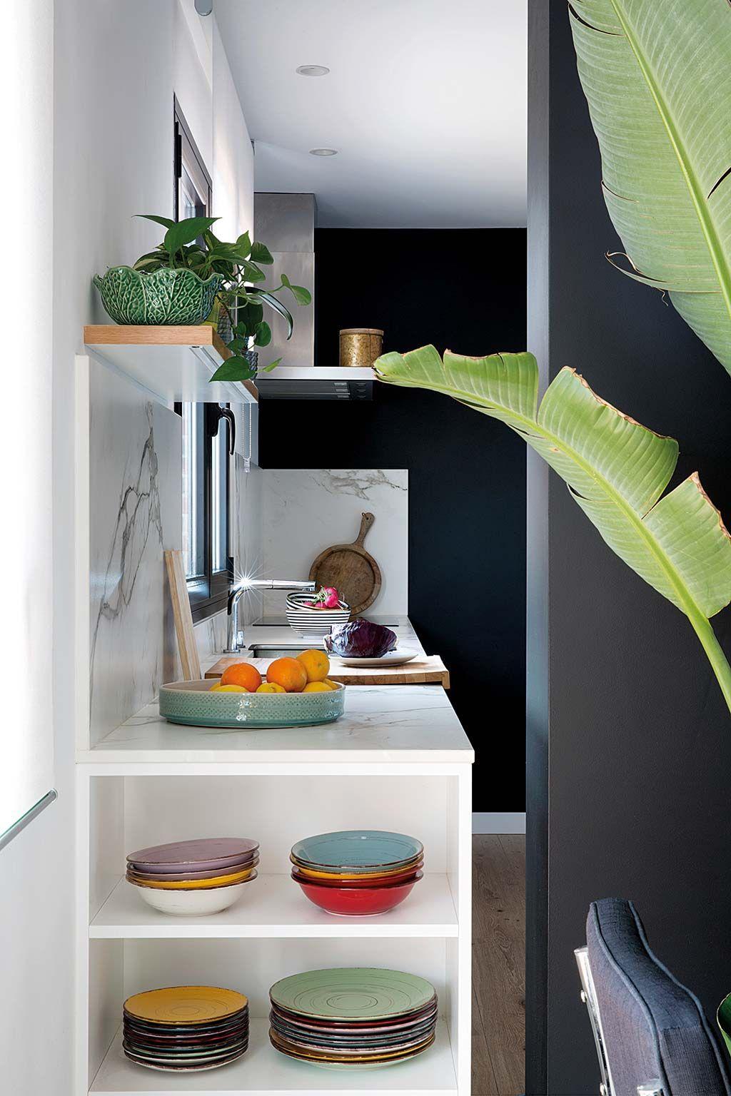 Consejos bsicos para ordenar tu menaje y tener una cocina muy bonita