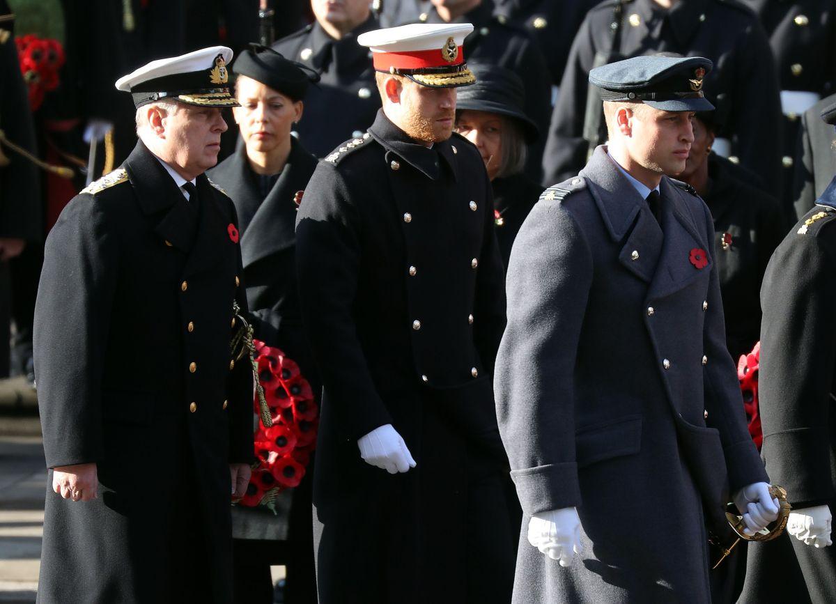 Remembrance Sunday Cenotaph Service