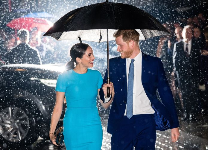 The Duke and Duchess of Sussex participate in the Endeavor Fund Awards