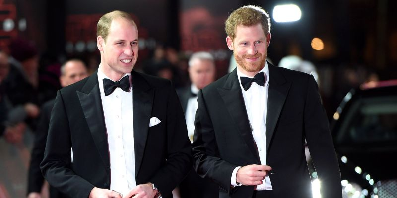 Prince Harry Asked Prince William to Be His Best Man at the Royal Wedding 1