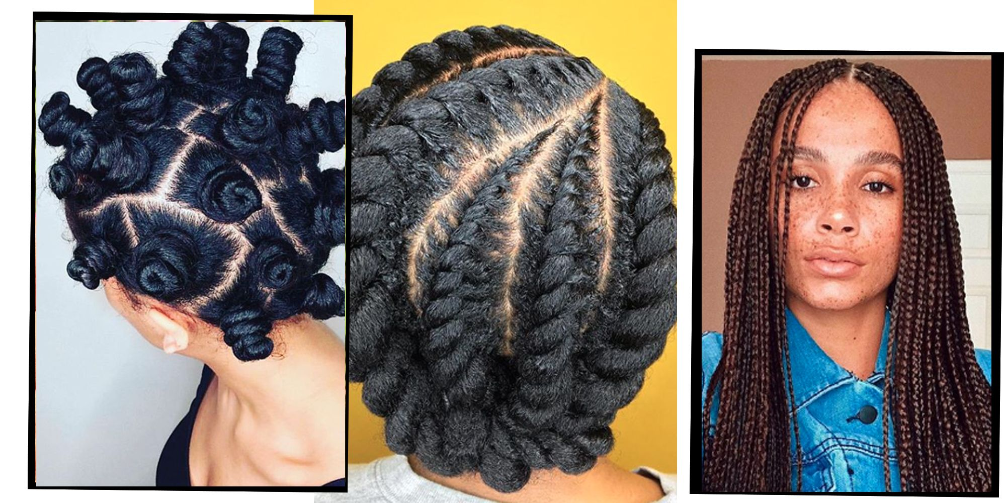 The Black Beauty Guide 5 Next Level Protective Hairstyles Keeping
