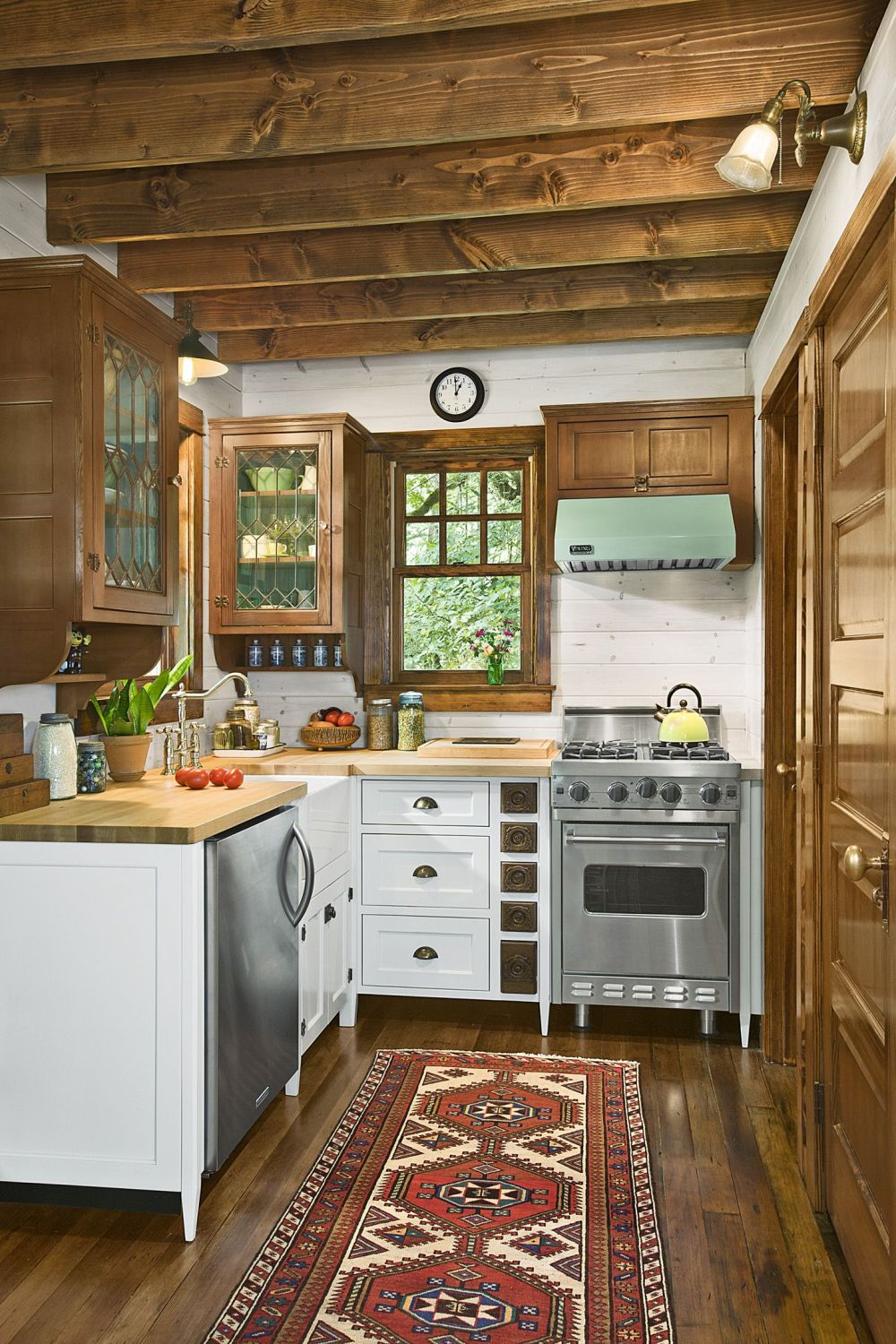 medium resolution of tiny house cooking