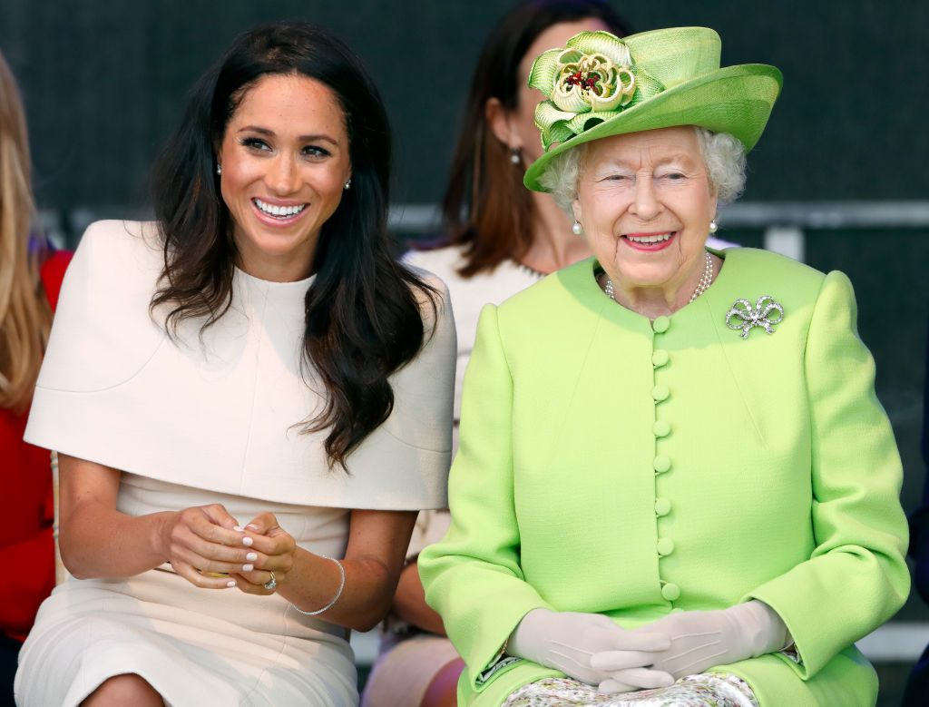 Queen Elizabeth Told Prince Harry That He and Meghan Markle Can Return to Royal Life If They Want To