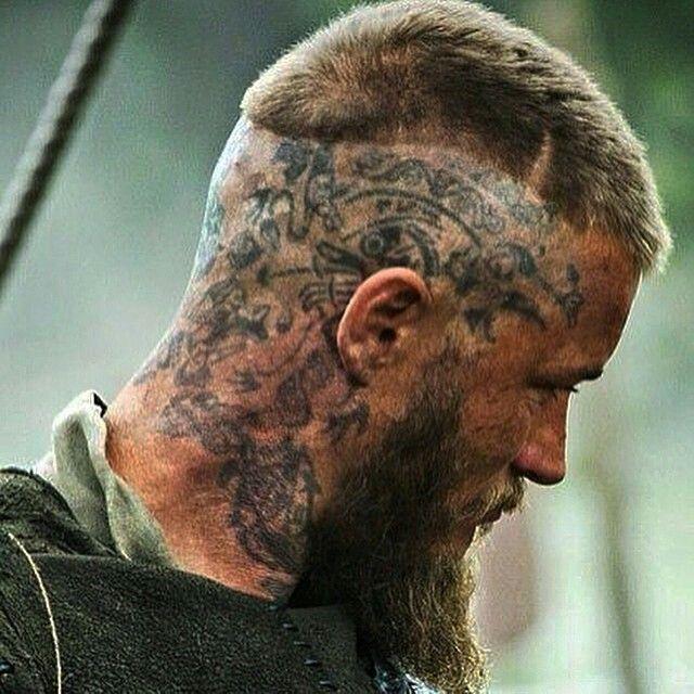 Vikingos El Significado De Los Tatuajes Más Espectaculares De La Serie