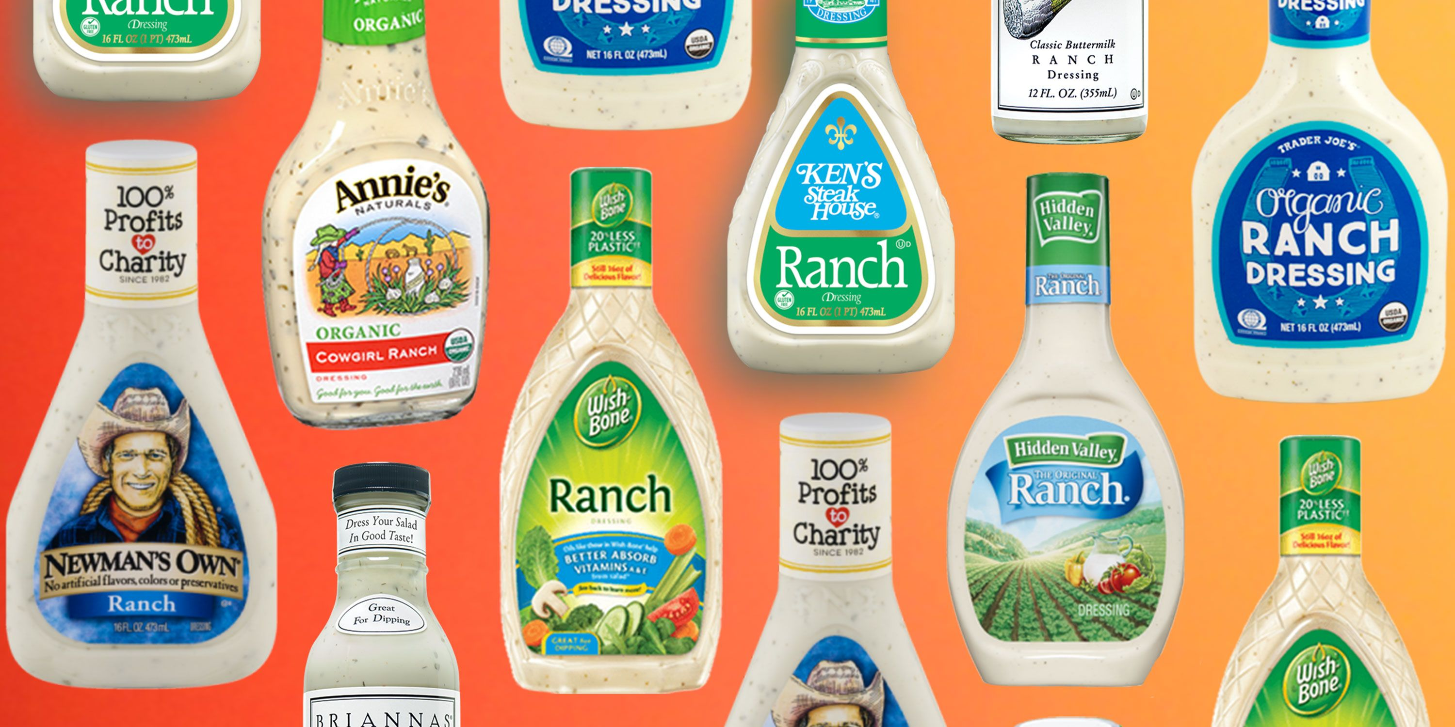 6 best bottled ranch