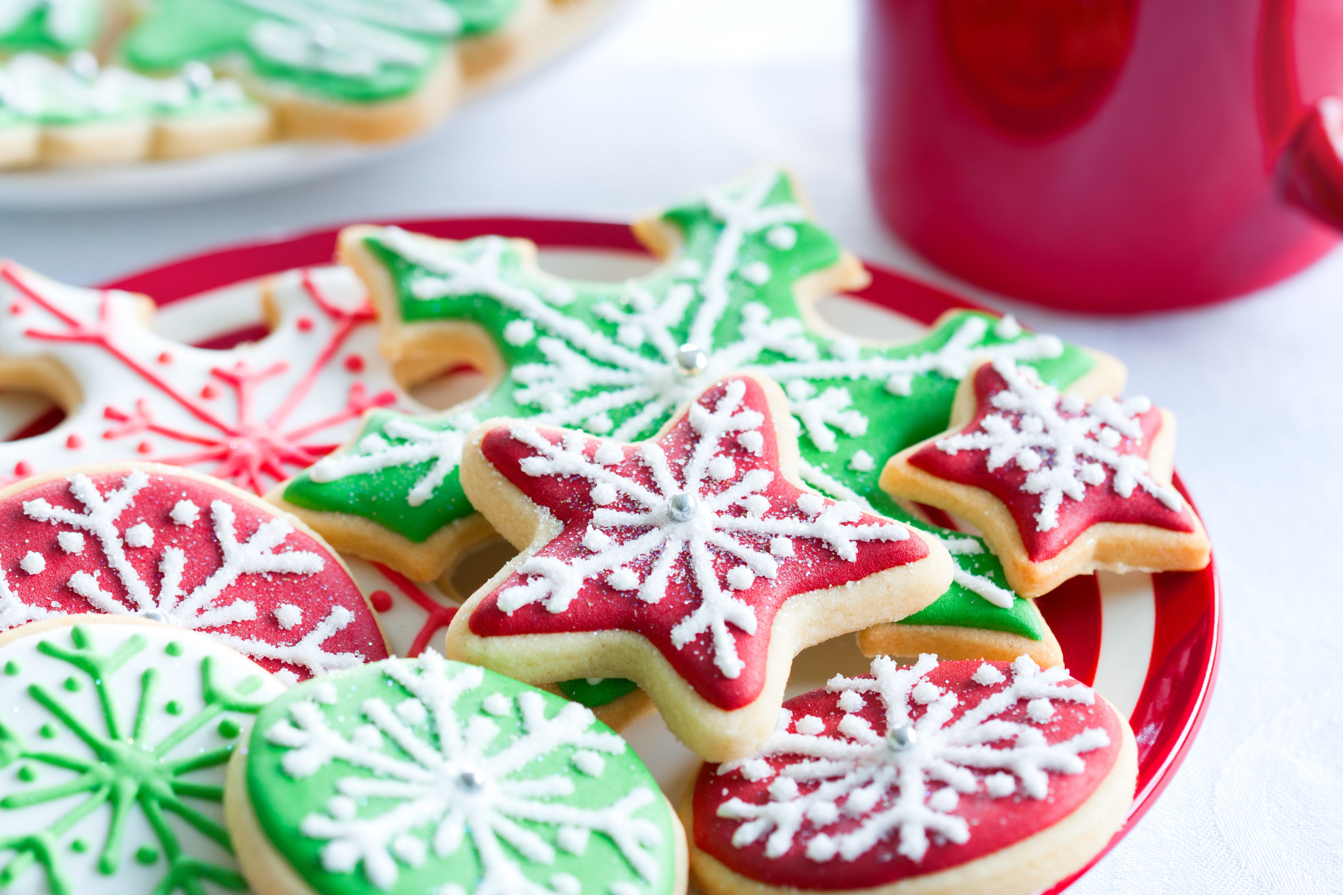5+ Christmas Cookies Recipes