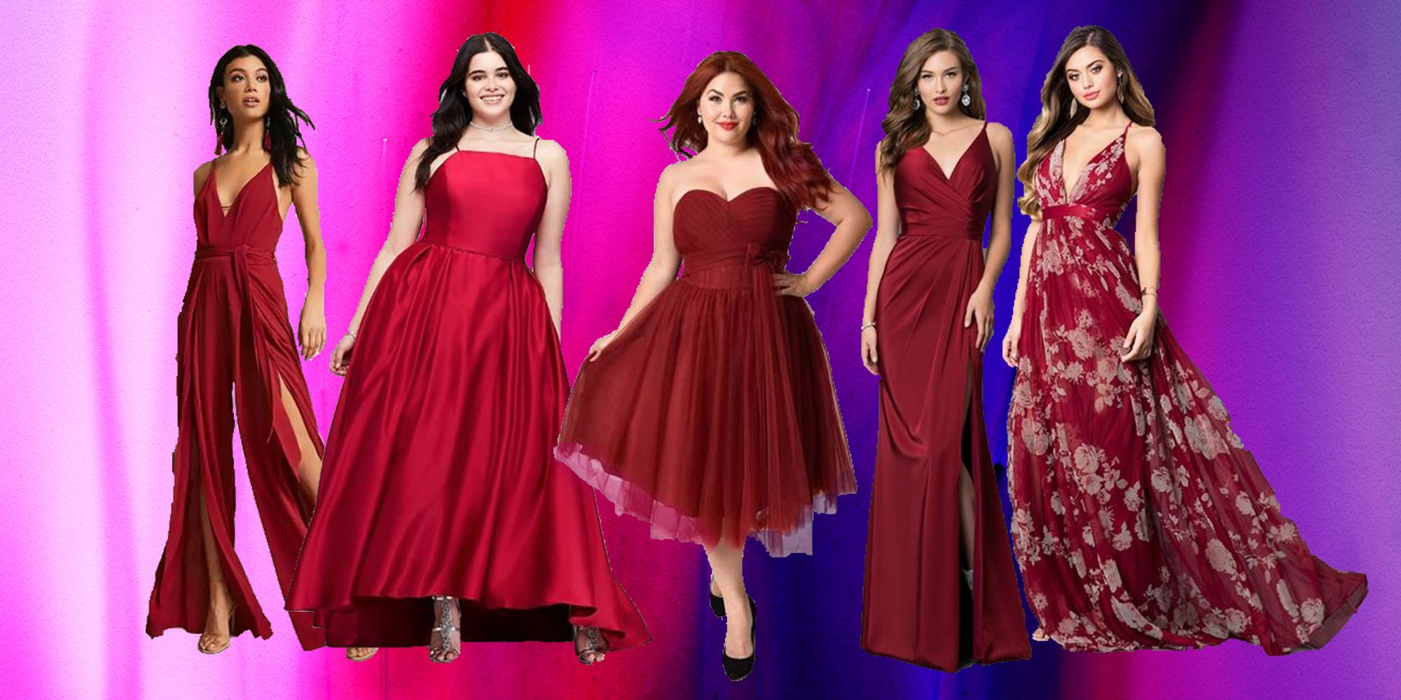 29 Best Red Prom Dresses For 2018