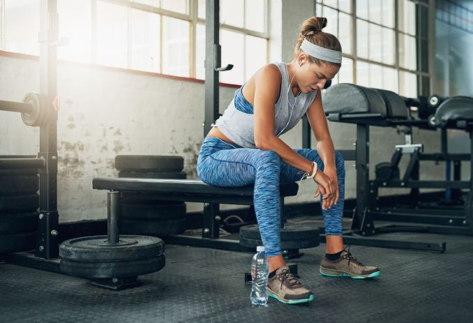 Why Does My Workout Cause Weight Gain? - 8 Reasons You're Exercising But Gaining  Weight