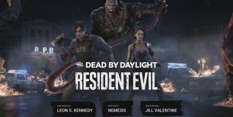 Dead by Daylight' y 'Resident Evil': Fecha, precio, tráiler...