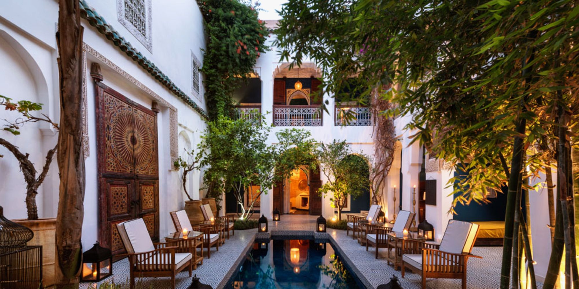 10 Most Beautiful Riads In Marrakech Luxury Marrakech Riads To Book In 2018