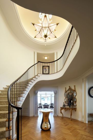entryway-lighting-Richard-Manion-Architecture-Inc