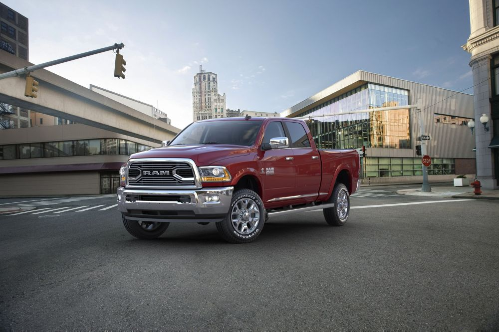 medium resolution of ram hd trucks in recall for steering problem that could cause crashes