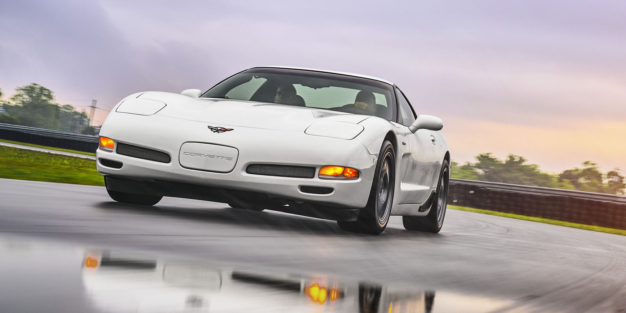 the c5 corvette may