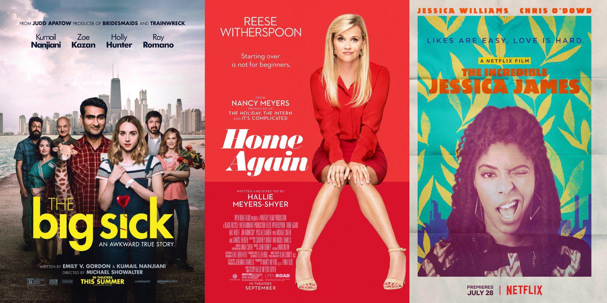 8 Best Romantic Comedies Of 2017 Top 2017 Rom Com Movies