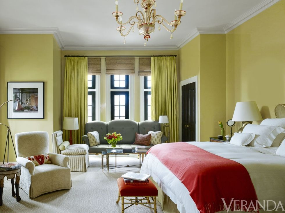 Best Wall & Furniture Color Combos