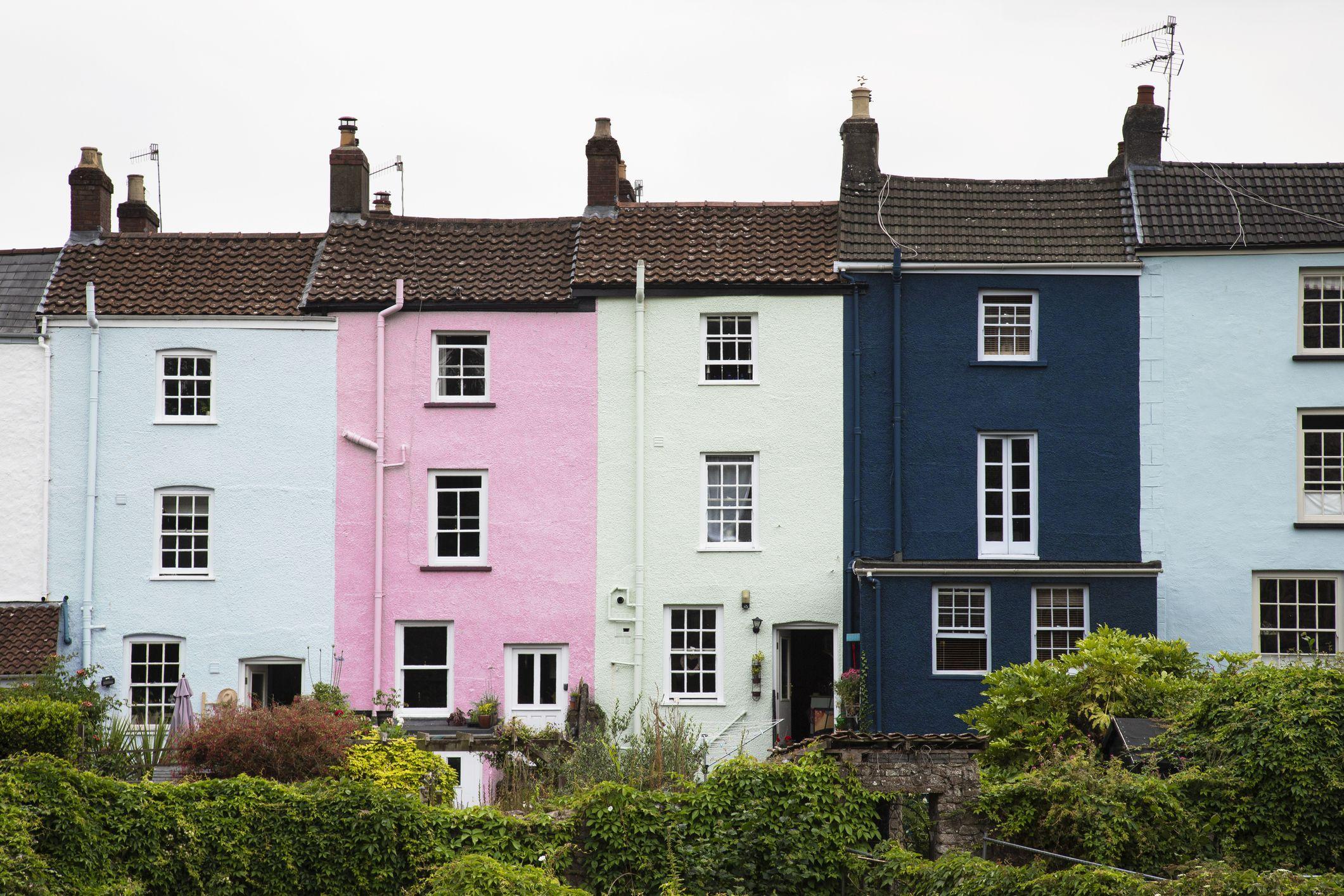 average house price uk and london