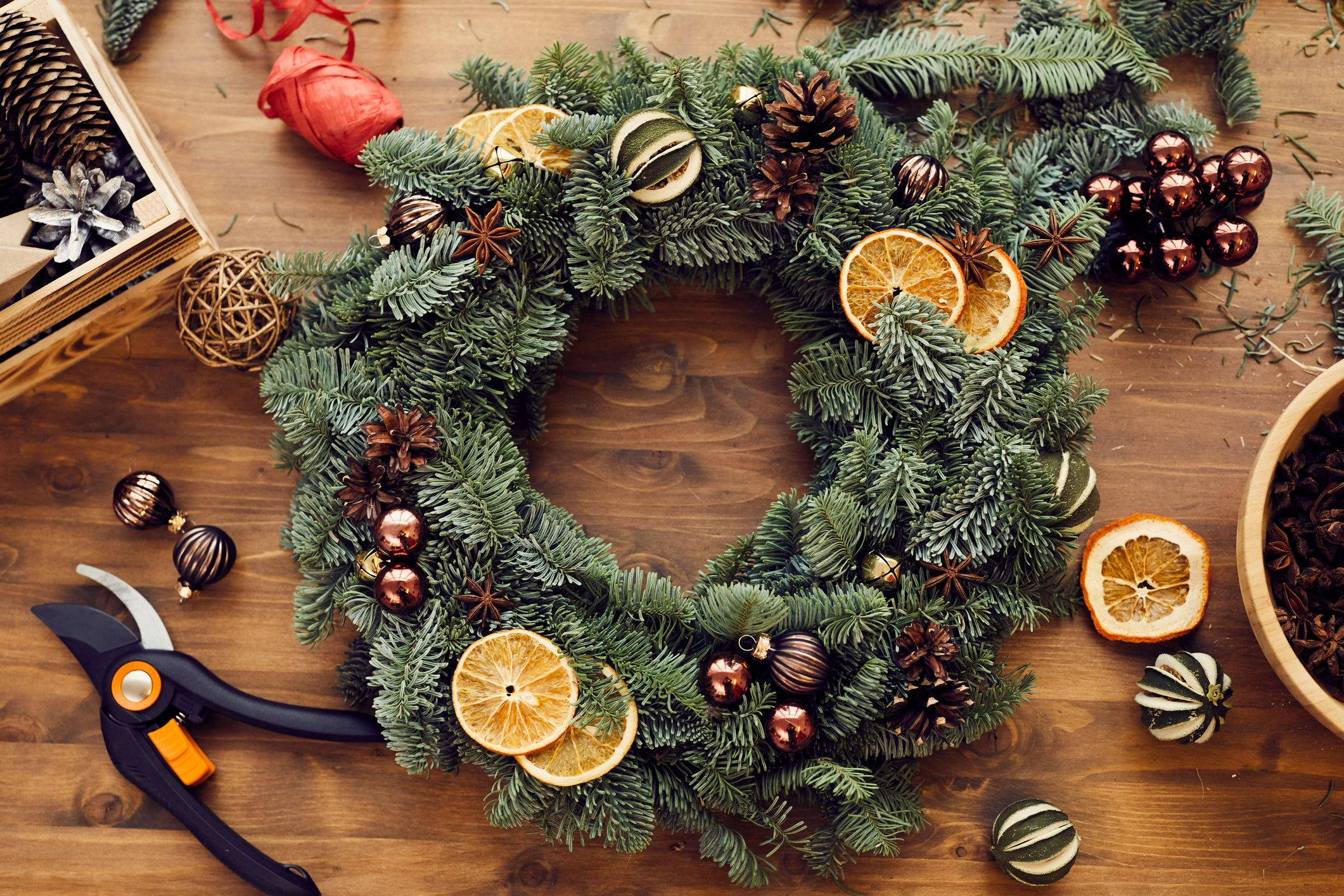 30 Diy Rustic Christmas Decor Ideas Best Country Christmas Decorations