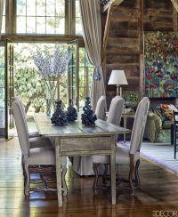 25 Rustic Dining Room Ideas - Farmhouse Style Dining Room ...