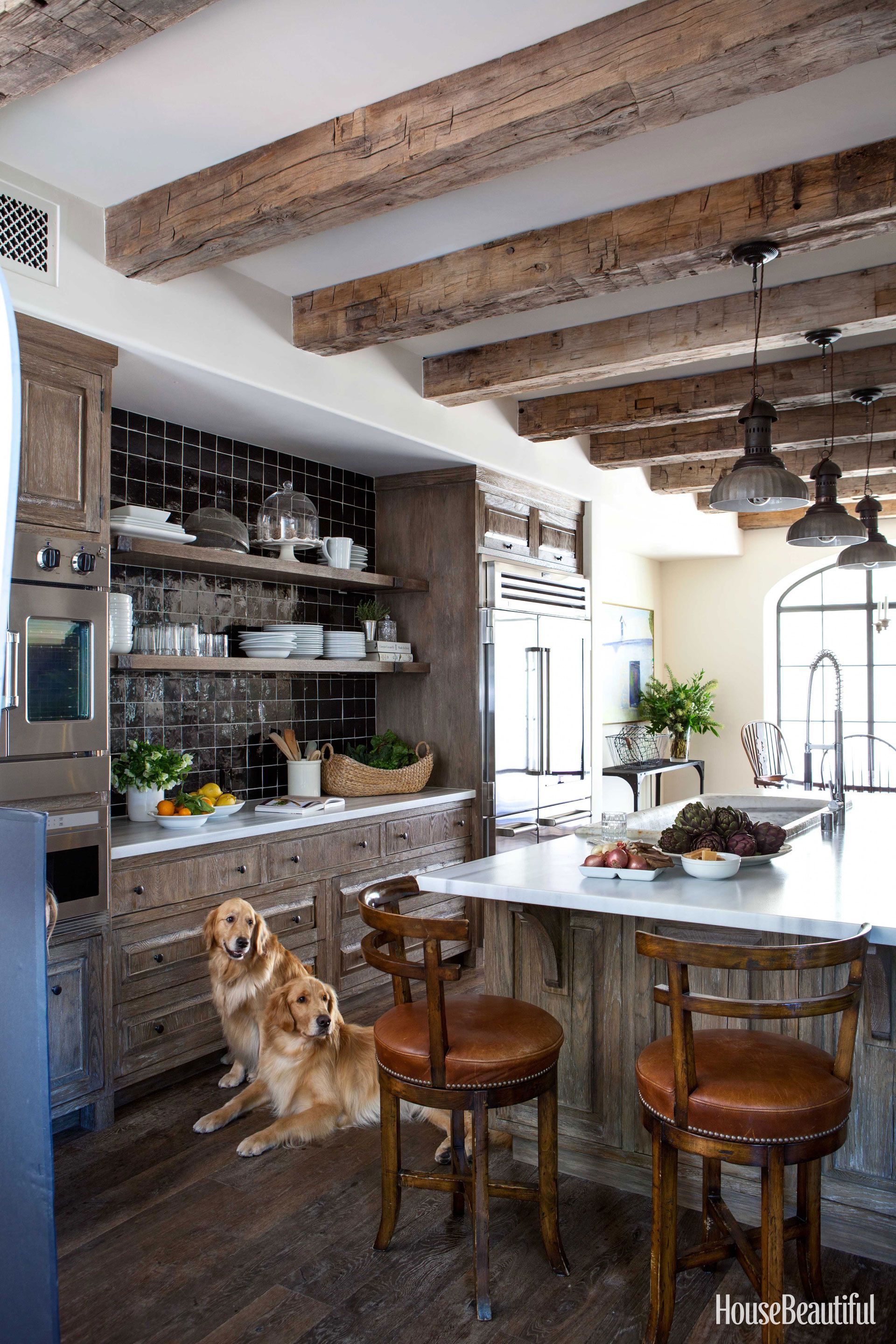 15 Best Rustic Kitchens Modern Country Rustic Kitchen
