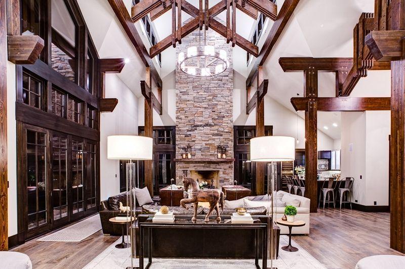 rustic elegant living room designs interior colors ideas 24 best decor for rooms