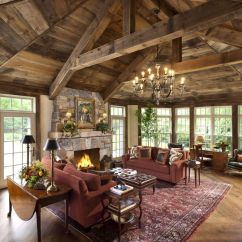Rustic Living Rooms Wood Floors In Room 24 Best Ideas Decor For
