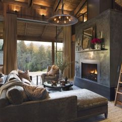 Rustic Decorating Ideas For Living Room Indian 24 Best Decor Rooms 27 To Get You Through The Coldest Of Months