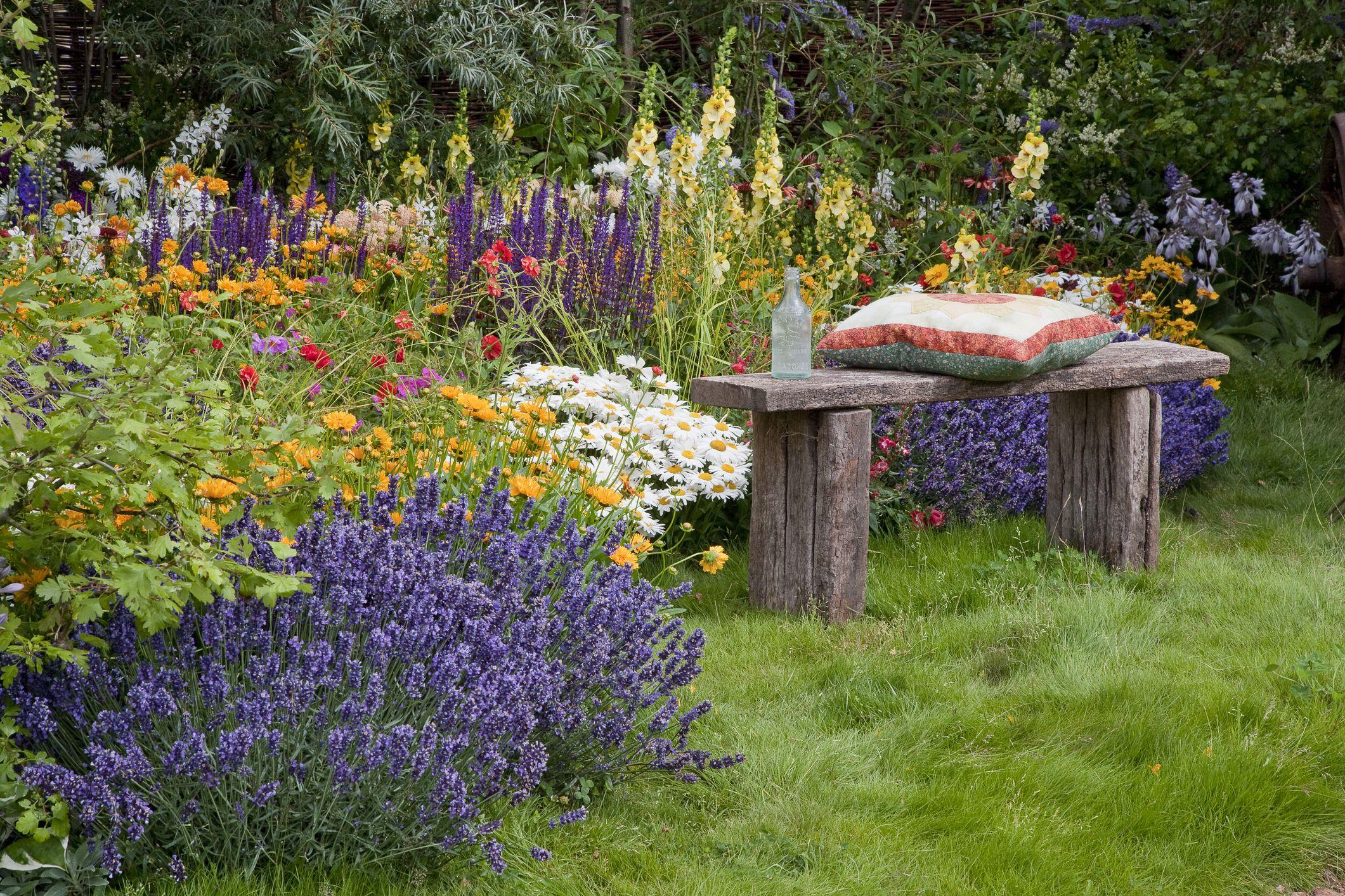 22 diy garden bench