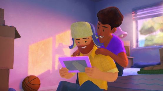 «OUT» El cortometraje de Pixar que aborda la diversidad Sexual