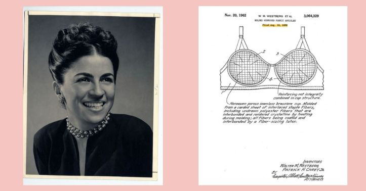 Sara Little Turnbull Inspired the N95 Respirator From a Bra Cup Design