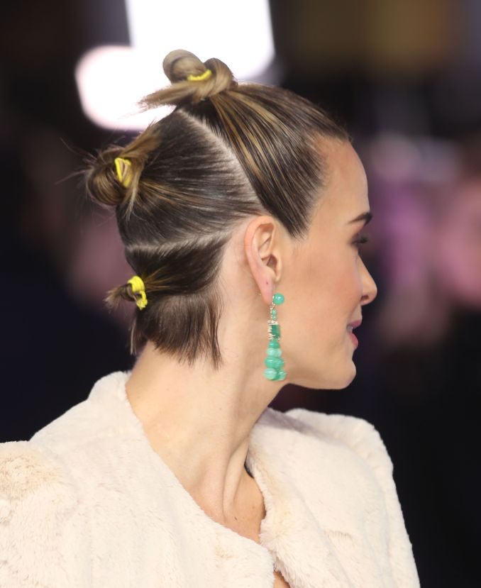 40 gorgeous updos for short hair - best updo hairstyles for
