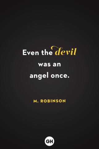 Devil Captions : devil, captions, Scary, Quotes, Creepy, Sayings, Movies, Books
