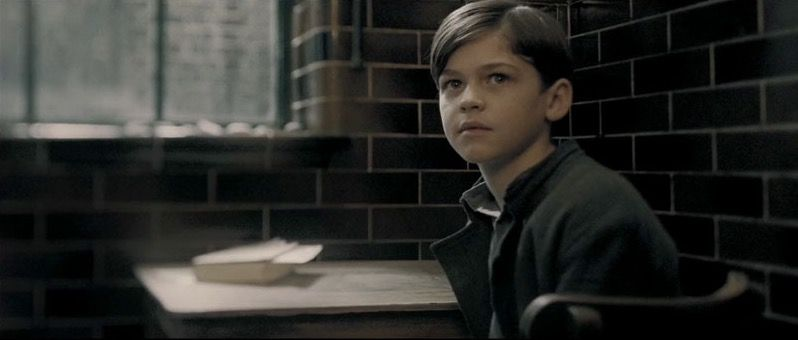 Young Tom Riddle From Half Blood Prince Is Really Hot Now