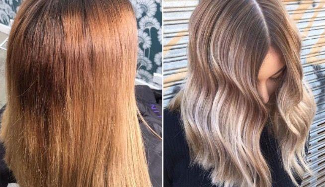 fix hair dye wrong