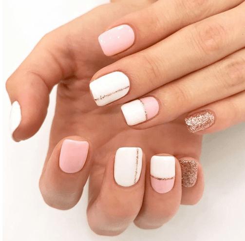 cute summer nail design ideas