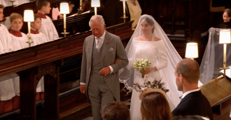 Meghan Markle And Prince Charles Had The Sweetest Moment