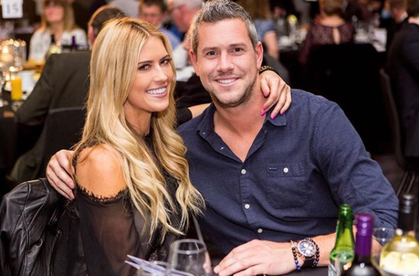 Is Christina El Moussa Engaged Ant Anstead Spotted Ring