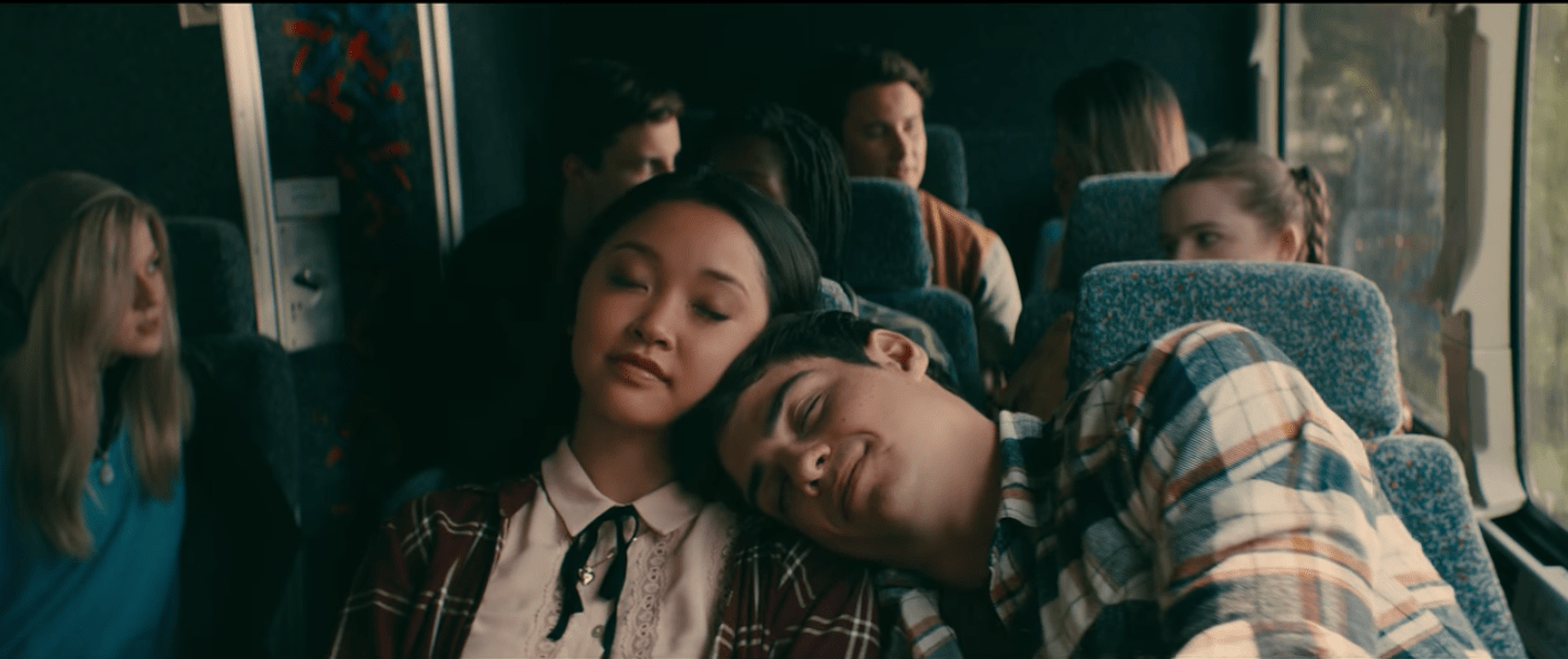 Lana Condor Reacts to Noah Centineo Becoming the Internet