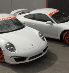 this 75 000 kit will turn your 911 into the hybrid porsche wouldn t build [ 1305 x 652 Pixel ]