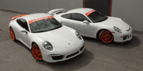 small resolution of this 75 000 kit will turn your 911 into the hybrid porsche wouldn t build